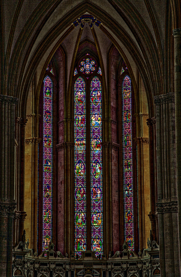 Toul, Saint Stephen Cathedral Axial Chapel