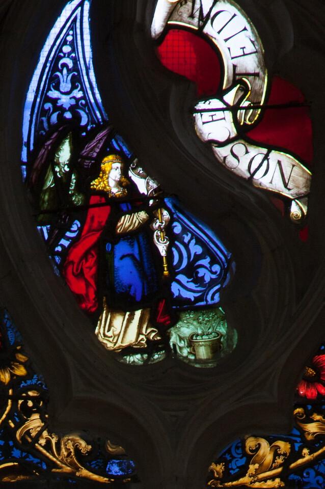 Saint-Nicolas-du-Port, Angel of the Annunciation