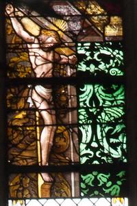 Basilica Saint-Nicholas-de Port, The Crucifixion