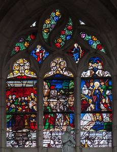 Saint-Nicolas-du-Port, The Death, Funeral and Assumption of The Virgin