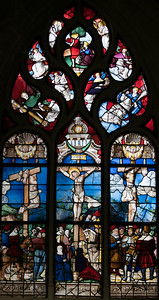 Montfort l'Aumary, The Crucifixion