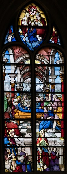 Montfort l'Aumary, The Death and Coronation of the Virgin