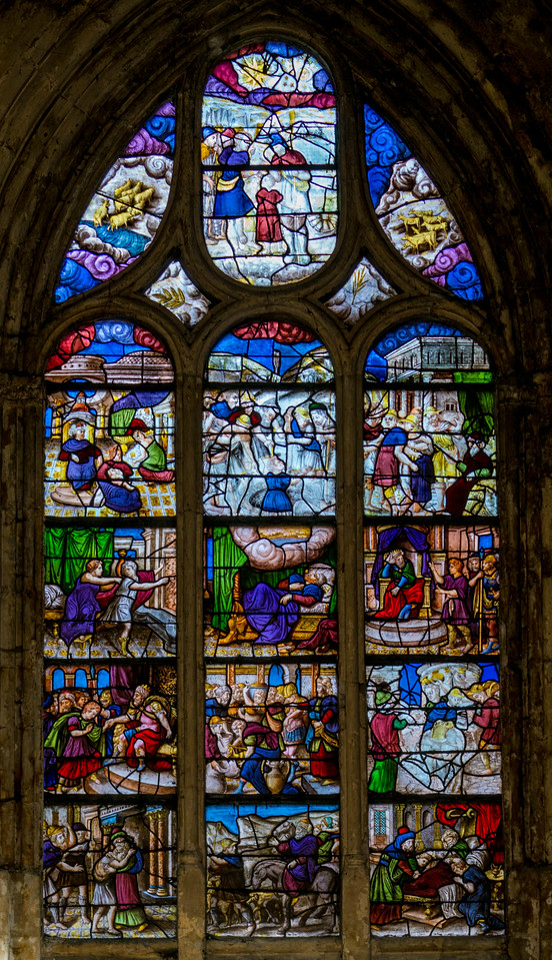 Montfort l'Aumary The Story of  Joseph