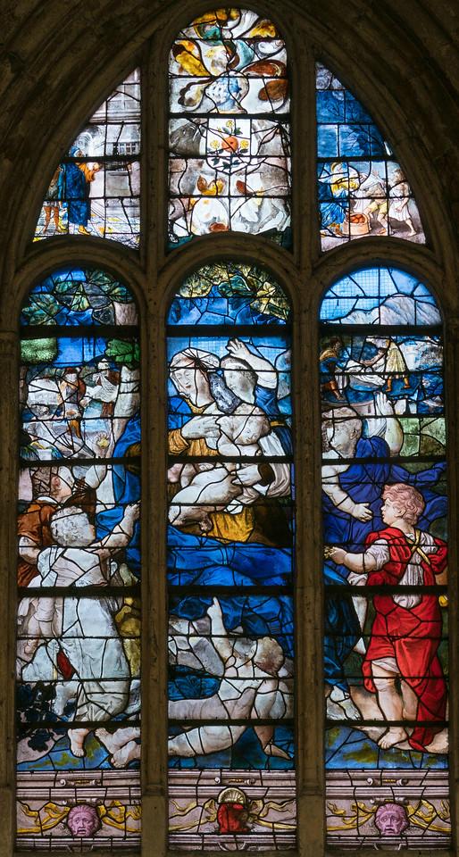 Montfort 'Aumary The Works of Mercy (16C)