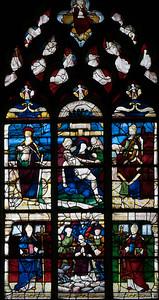 Nogent-le-Roi, Church of Saint Sulpice, Saints Catherine,  Barbara, Stephen and the Pieta