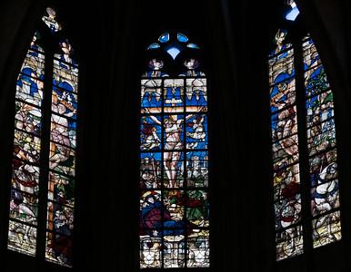 Nogent-le-Roi, Church of Saint Sulpice, The Crucifixion