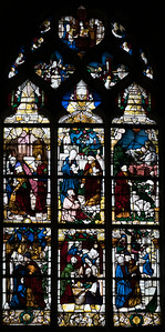 Nogent-le-Roi, Church of Saint Sulpice, The Life of the Virgin