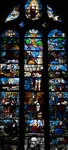 Nogent-le-Roi, Church of Saint Sulpice, Scenes of the Resurrection and Visitation