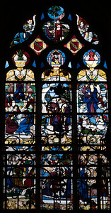 Nogent-le-Roi, Church of Saint Sulpice, Scenes from the Life of  Mary Magdalen