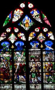 Pont-Audemer, The Martyrdom of Saint-Vincent