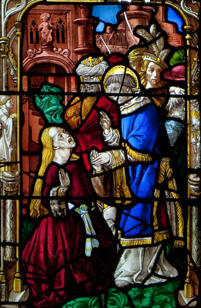 Nonancourt - Saint-Martin Exorcises Theodora