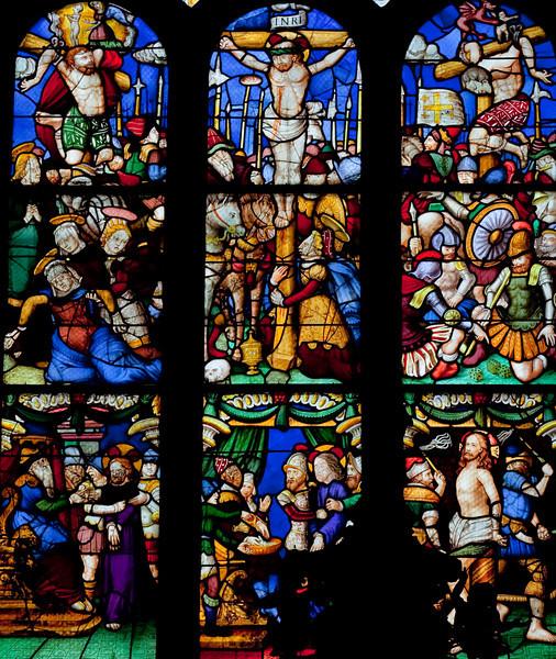 Pleyben, The Crucifixion