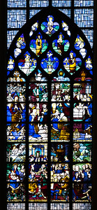 Rouen, Jeanne d'Arc Church - The Childhood of Christ