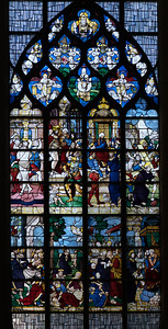 Rouen, Jeanne d'Arc Church - Scenes of The Passion