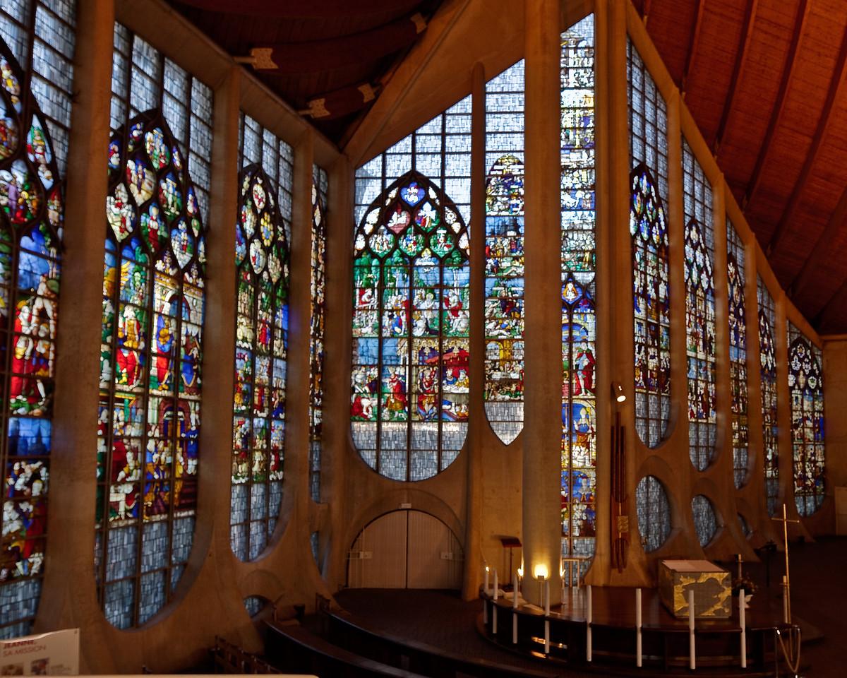 Rouen, Jeanne d'Arc Church