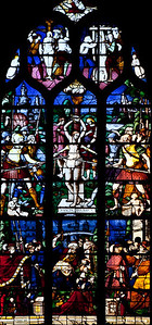 Rouen, Saint-Patrice Church, The Martyrdom of Saint-Barbara