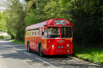 RF406 at Knowle Hill