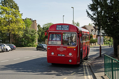 RF406 in Ashley Road, Walton-on-Thames