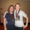 Alison Nix & Laura Bertalan of ALAMS completed Climb Grand Rapids!