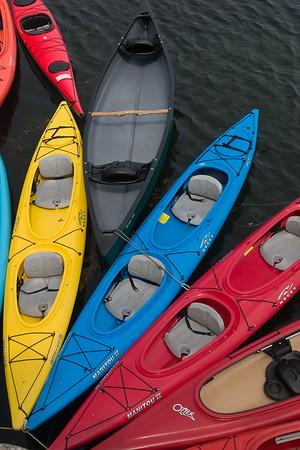 Kayaks $12