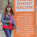 Stand Against Racism Downtown Nashville 4/27/17