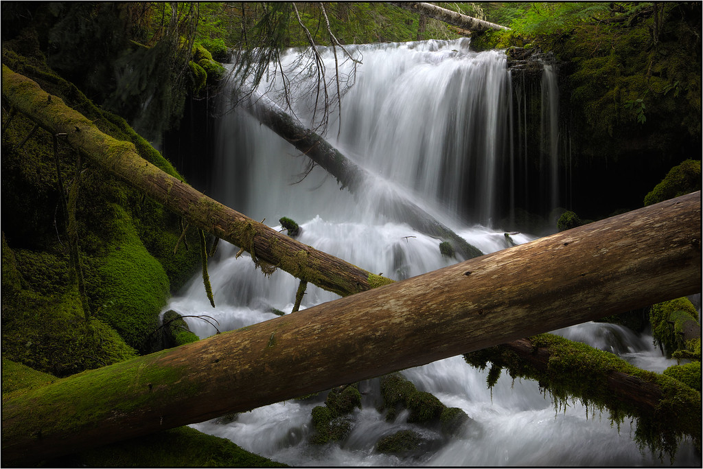 Big Creek, DSLR, HDR, 2014