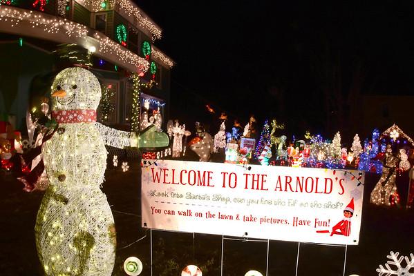 Arnold's Lawn Ornaments