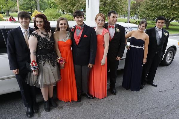 BART Charter Public School Prom