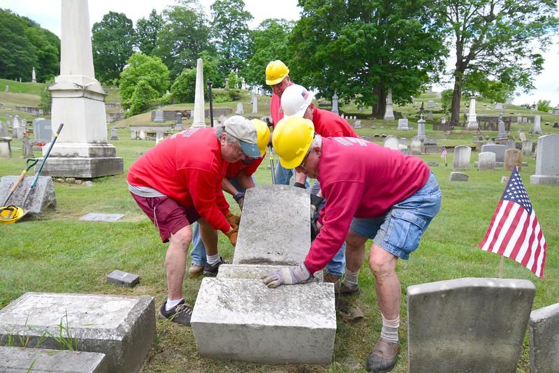 Hillside Cemetery Restoration Project