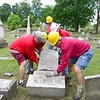 Hillside Cemetery Restoration Project