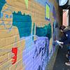 O+ mural