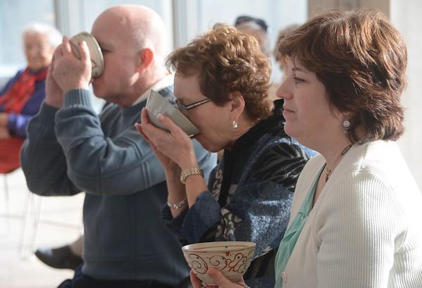 Tea Ceremony at Clark Art - 011817