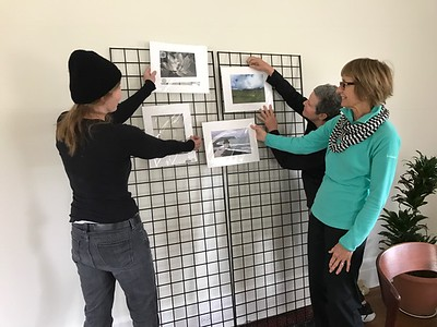 Photography Exhibit Planning Meeting