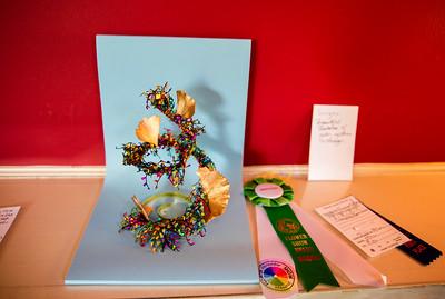 Debbie Moran, Winner Overall Sweepstakes Award