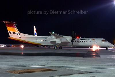 2007-12-02 OE-LGF Dash 8-400 Tyrolean