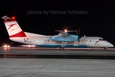 2007-12-02 OE-LTK Dash 8-300 Austrian Arrows