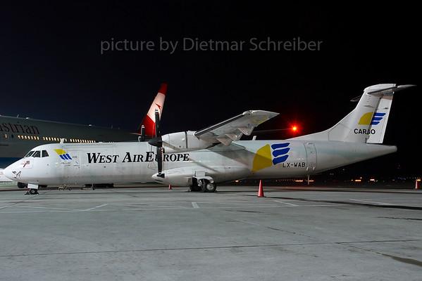 2007-12-02 LX-WAB ATR72 West Air Europe