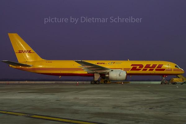 2007-12-20 G-BMRB Boeing 757-200 DHL