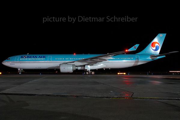2007-12-07 HL7554 Airbus A330-300 Korean AIr
