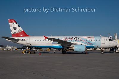 2008-12-25 OE-LBU Airbus A320 Austrian Airlines