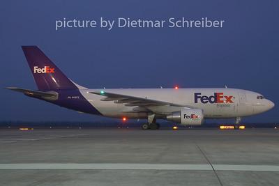 2008-12-17 N451FE Airbus A310 Fedex