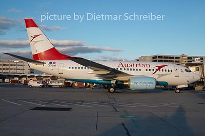 2009-12-28 OE-LNL Boeing 737-600 Austrian AIrlines