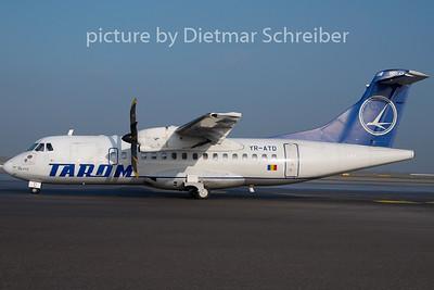 2009-12-15 YR-ATD ATR42 Tarom