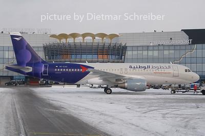 2010-12-18 9K-AEG Airbus A320 Wataniya Airways