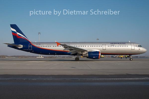 2010-12-16 VQ-BEI Airbus A321 Aeroflot