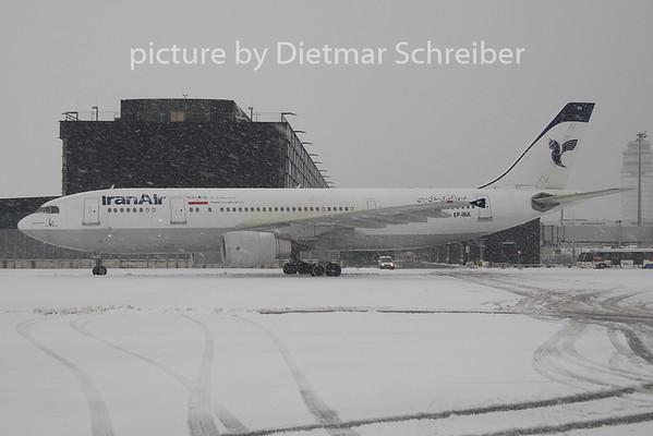 2010-12-11 EP-IBA Airbus A300-600 Iran Air