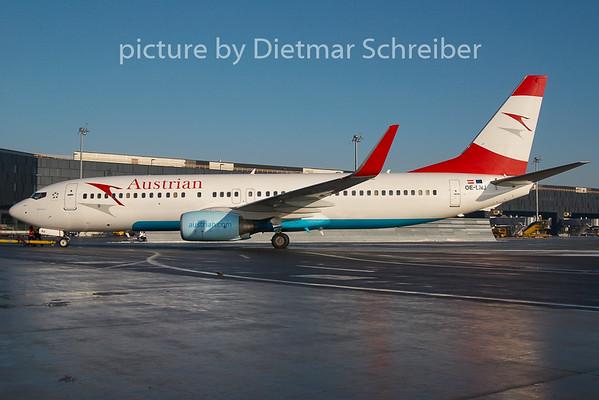 2010-12-20 OE-LNJ Boeing 737-800 Austrian Airlines#
