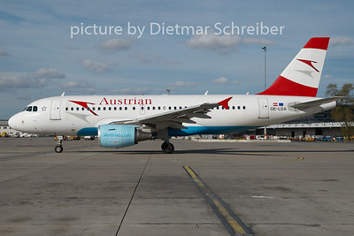 2010-11-04 OE-LDA Airbus A319 Austrian Airlines