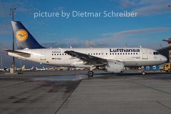 2010-12-13 D-AILL Airbus A319 Lufthansa