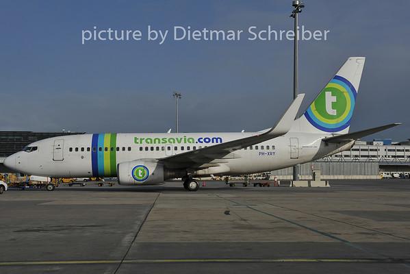 2011-12-08 PH-XRY Boeing 737-700 Transavia
